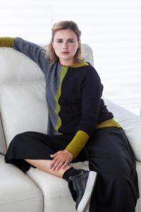 Nicoletta Fasani Maglia Raglan TShirt 03