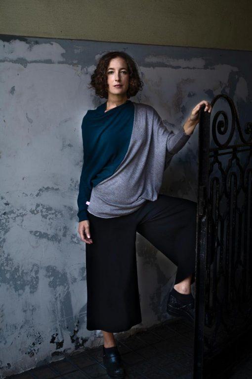 Nicoletta Fasani Maglia Quadrata